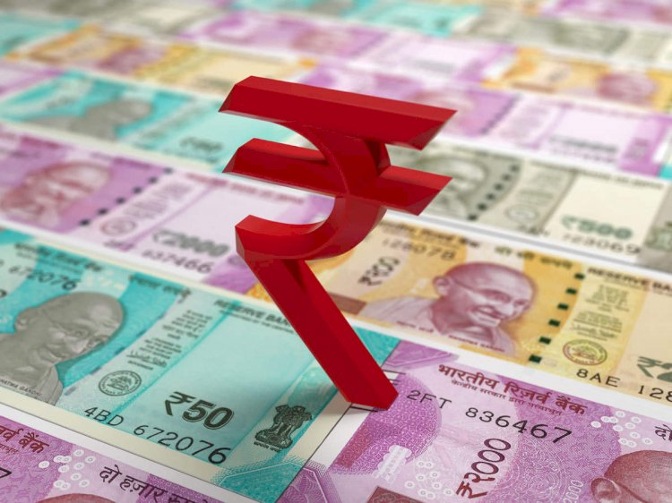 Rupee appreciated by 10 paise against US dollar