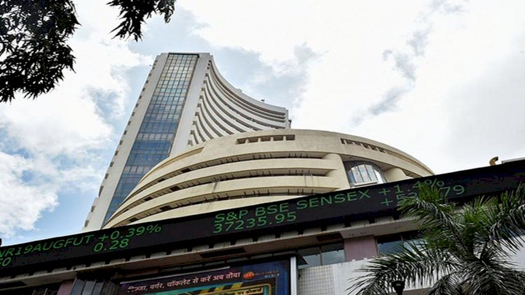 Sensex is down 2,624.69 points