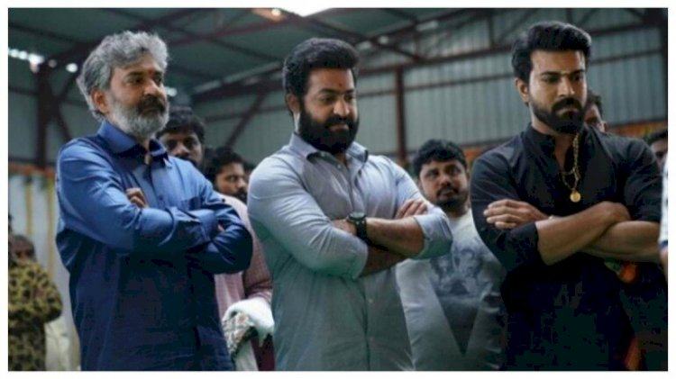 SS Rajamouli to release RRR motion poster on March 25