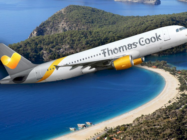 178-year-old tour company Thomas Cook collapsed due to shortage of funds