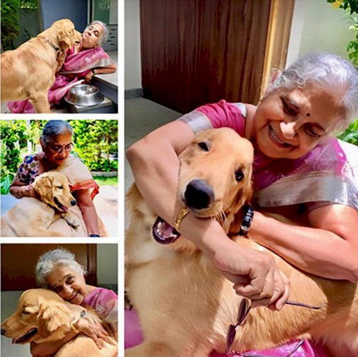 Children's trilogy on her pet by Infosys Chair Person Sudha Murthy