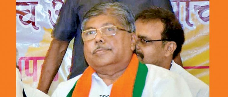 BJP expresses confidence over forming government in Maharashtra says have 119 MLAs