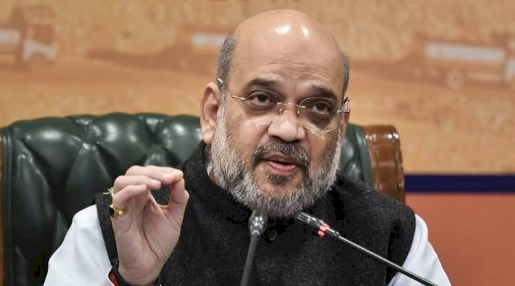 Amit Shah to table report on President's rule in Maharashtra in Rajya Sabha