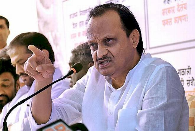 NCP Ajit Pawar gets clear Chit in 70000 Cr Irrigation Scam after swearing as Deputy CM
