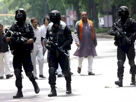 Terror Strike averted in Delhi , 3 terrorists arrested with IEDs