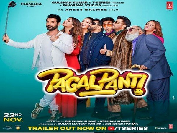 Day 5 : Pagalpanti box office collection