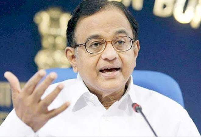 P Chidambaram says conscience clear, tears into BJP over economy