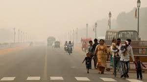 Delhi Air quality level deteriorates to 'Very Poor' category