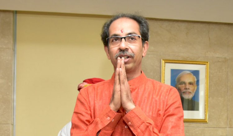 Uddhav Thackeray meets PM Modi first time after becoming Chief Minister