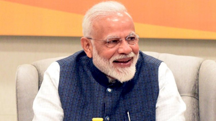 PM Modi says to  contribute towards welfare of armed forces