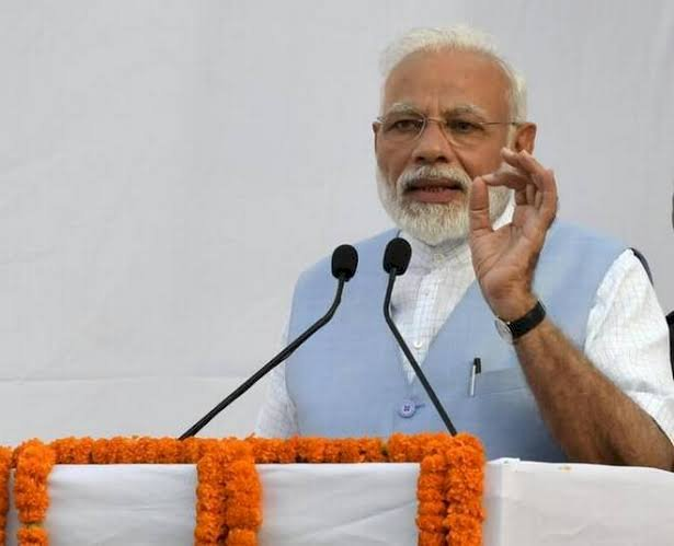 PM Modi says  Opposition speaking Pakistan's language