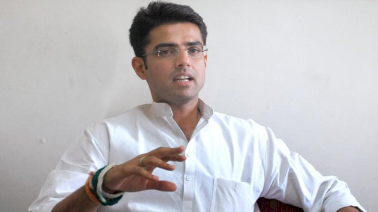 Congress doesn't back out from promises: Sachin Pilot