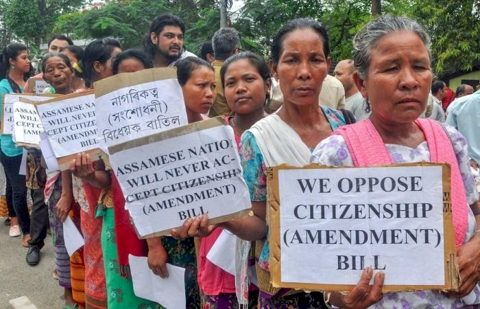 Normal life hit in parts of Nagaland in shutdown against Citizenship Act