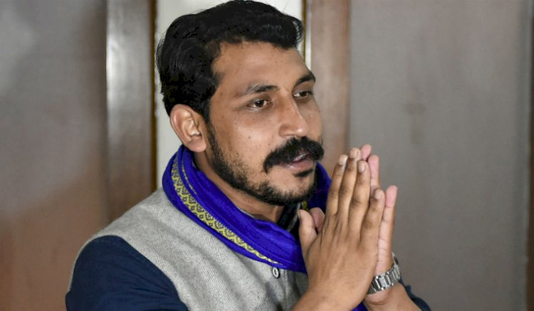 Bhim Army chief Chandrashekhar Azad was arrested  amid CAA protest