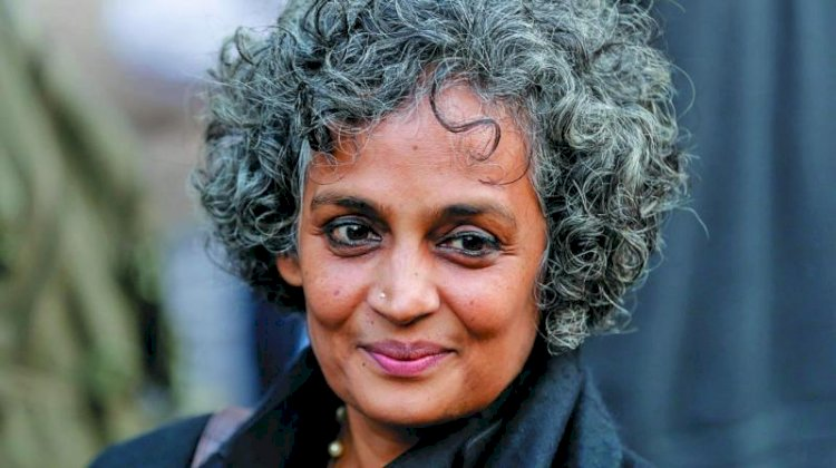 Police Complaint against Arundhati Roy for her Anti-Government remarks