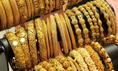 Gold price rises 116 tracking strong global trends