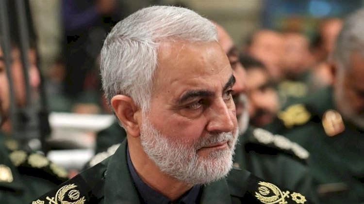 Iranian Major-General Qassem Soleimani killed in airstrike by U.S at Baghdad Airport