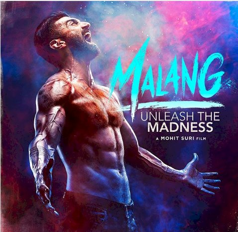 Adithya Roy Kapur's Malang movie first look released