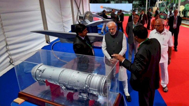 PM Modi motivates young Scientists to innovate ,patent ,produce and prosper