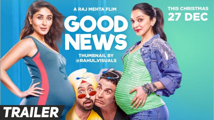 Good Newwz box office collection: Day 8