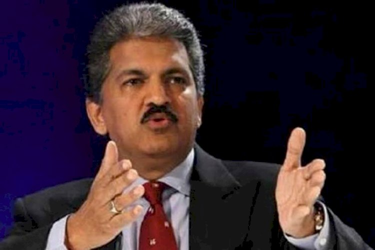 Anand Mahindra shares menu of vegetarian eatery which serves Veg Mutton Dosa