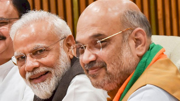 Man held for issuing death threats to PM Modi and Amit Shah