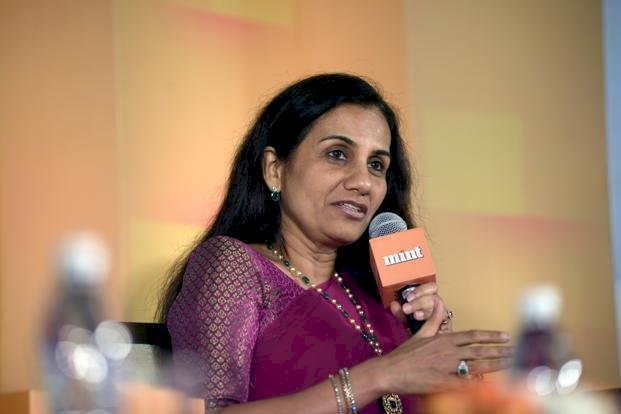 ICICI Bank files suit against Chanda Kochhar seeking recovery of funds