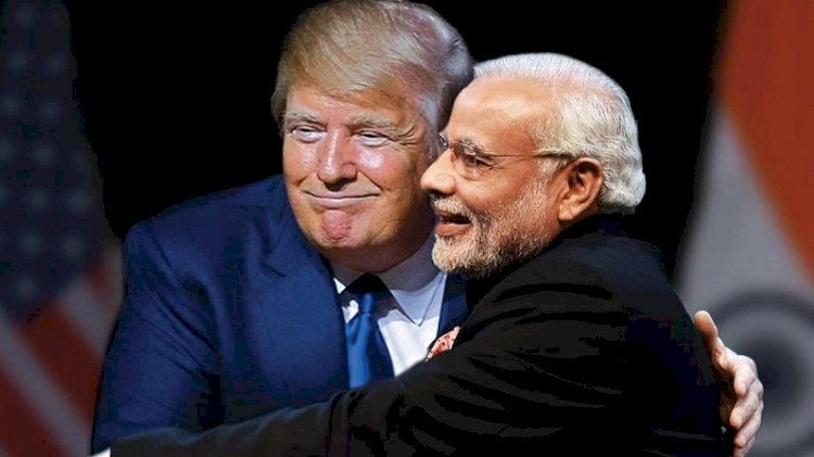 US President Donald Trump to visit India in February