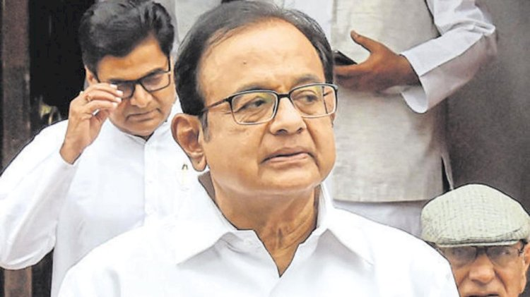 Chidambaram takes jibe at Piyush Goyal's Amazon comment, says it makes great headline