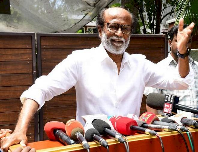 Rajinikanth refuse to appologize for his controversy comment on Periyar says