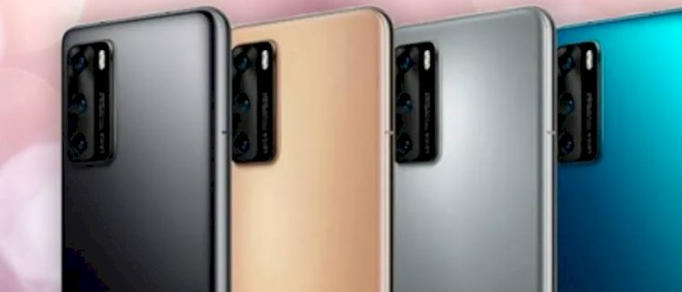 HUAWEI P40 PRO  Full Specifications