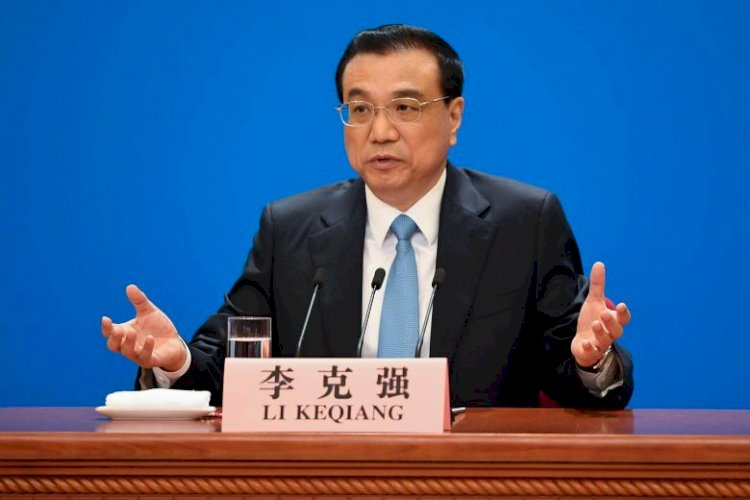 Chinese Premier Li Keqiang arrives in coronavirus epicenter Wuhan to inspect medical situation