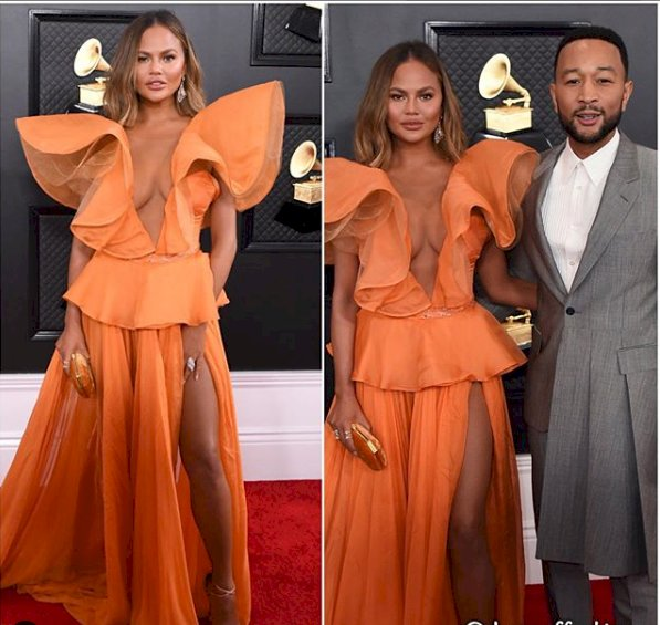 See the Top Celebs Fashion in Grammy 2020