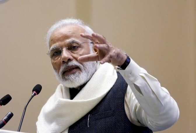 PM Modi says new record created as Rs 12000 Cr transferred directly in a/cs of 6 Cr farmers