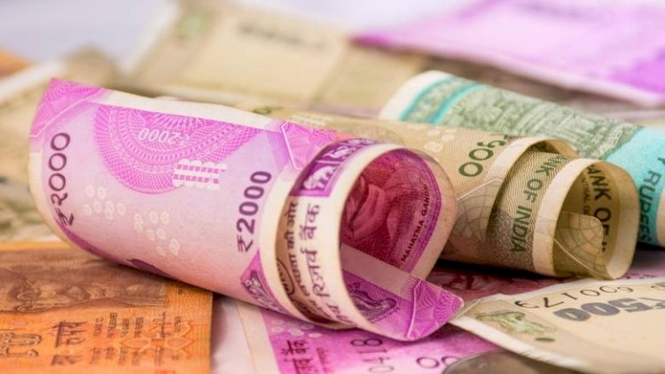 Indian rupee opened 6 paise higher against dollar