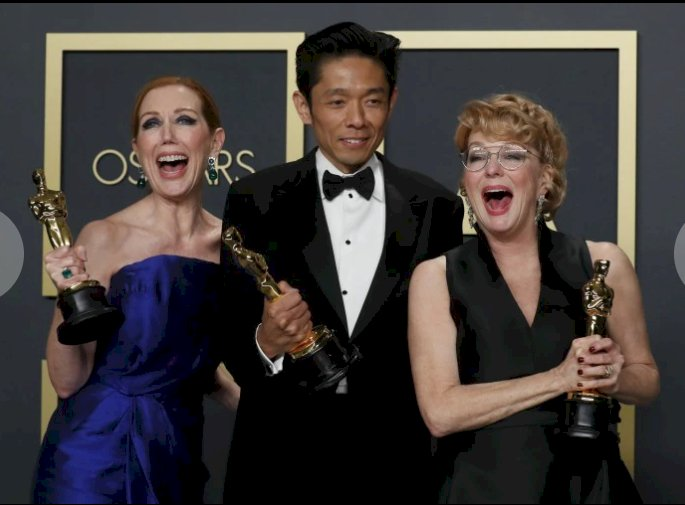 Look at  the awesome Oscar 2020 winners full pictures