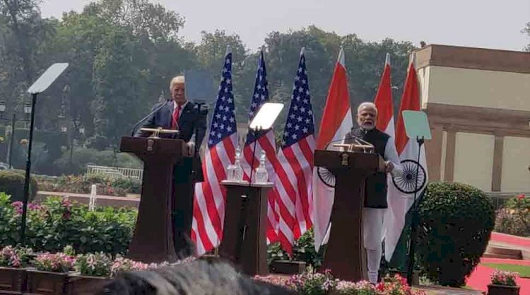 Markets Will Jump Thousands Of Points If I Win, Trump Tells India
