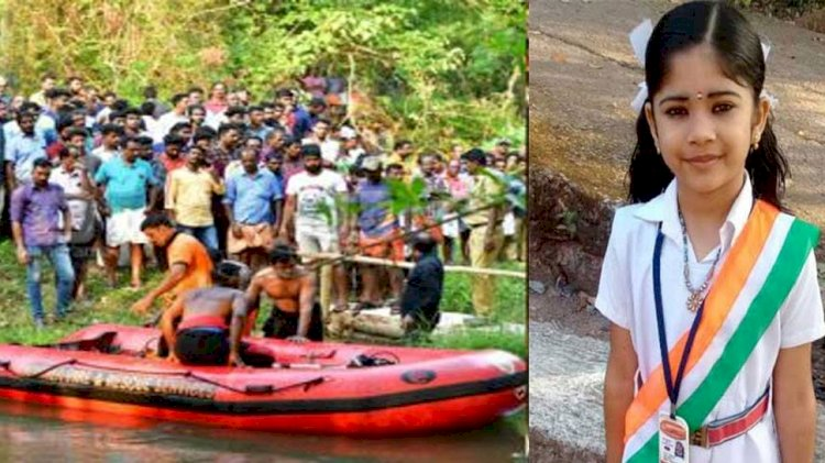 Body of 6-year-old Kerala girl missing for 24 hours, found in river
