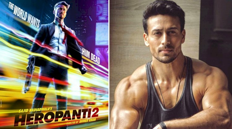 Tiger Shroff's Heropanti 2 first posters out