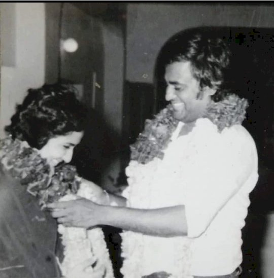 Rajinikanth and Latha celebrates 39th wedding Anniversary : throwback to love pictures