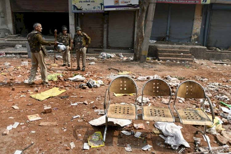 Delhi riots:  Taking cue from UP Police, Delhi cops to make rioters pay for property