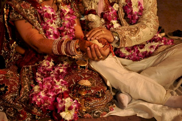 Minor relief for those getting married but only 100 people can attend wedding