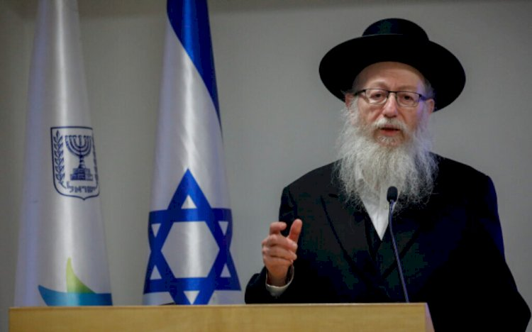 Israel's Health Minister tests positive for coronavirus, Mossad chief and NSA quarantined