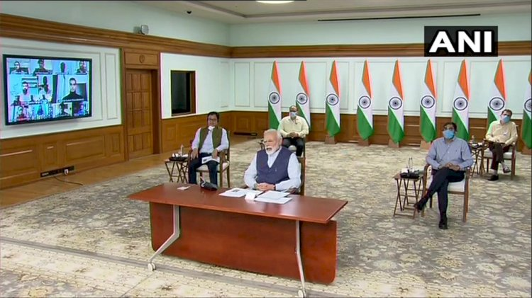 PM Modi gives sportspersons 'five-point mantra', asks them to spread positivity amid Covid-19 lockdown
