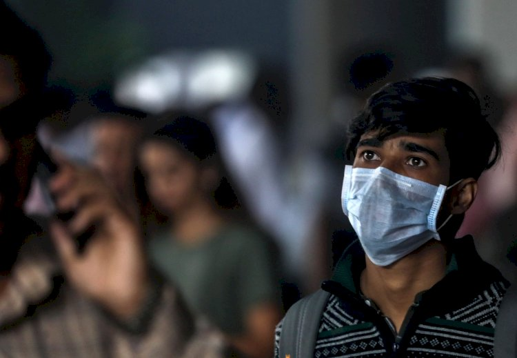 Prisoners in Coimbatore's central jail make face masks to combat Covid-19