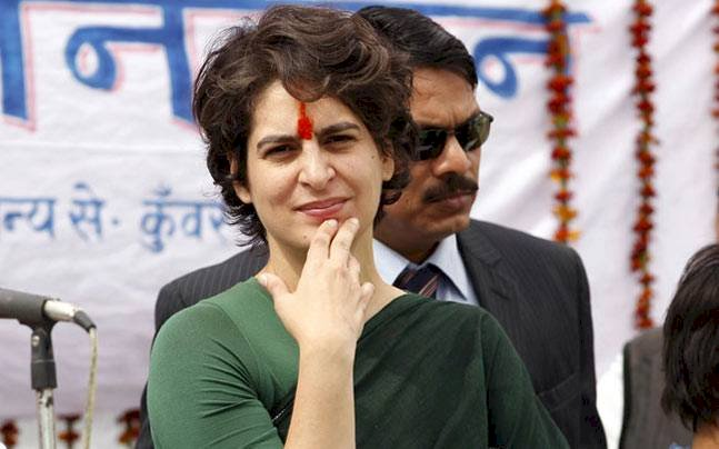 Test as much as possible- should be our mantra says Priyanka Gandhi